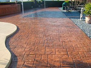 Pavimento texturado hormigon estampado pavitex for Estampado de hormigon